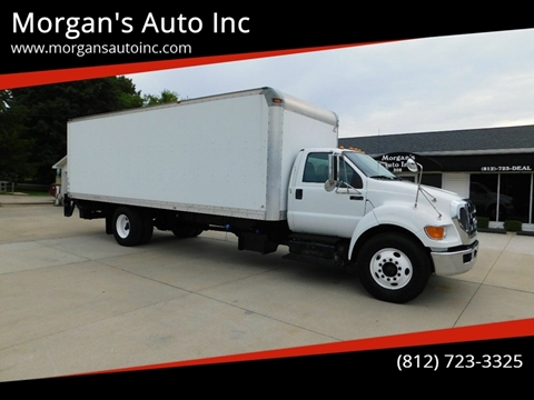 2012 Ford F-650 Super Duty for sale in Paoli, IN
