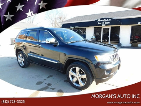 2011 Jeep Grand Cherokee for sale at Morgan's Auto Inc in Paoli IN