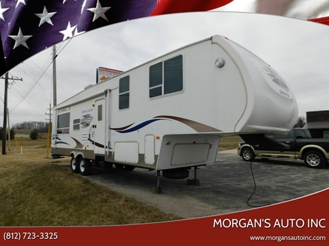 2007 Keystone Copper cANYON for sale at Morgan's Auto Inc in Paoli IN
