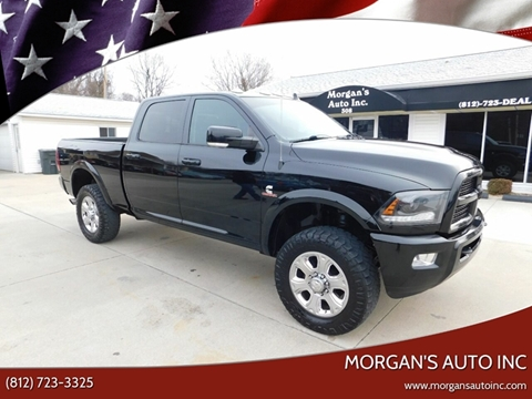 2015 RAM Ram Pickup 2500 for sale at Morgan's Auto Inc in Paoli IN
