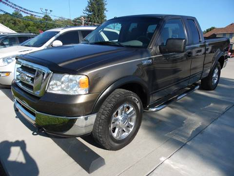2008 Ford F-150 for sale in Paoli, IN