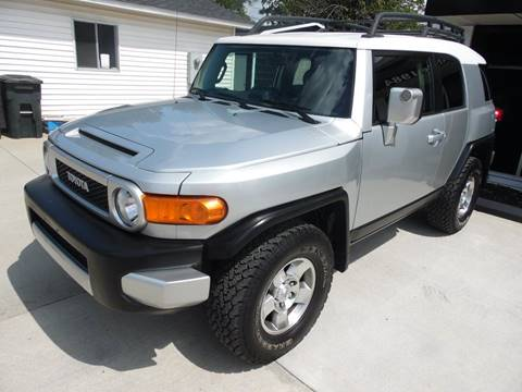 2008 Toyota FJ Cruiser for sale in Paoli, IN