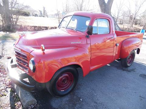 1951 Studebaker Champion for sale in Paoli, IN