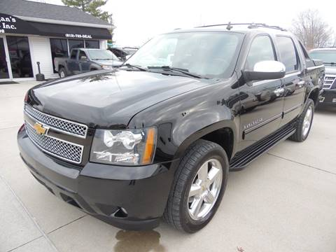 2012 Chevrolet Avalanche for sale in Paoli, IN