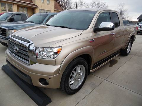 2007 Toyota Tundra for sale in Paoli, IN