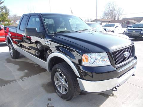 2005 Ford F-150 for sale in Paoli, IN