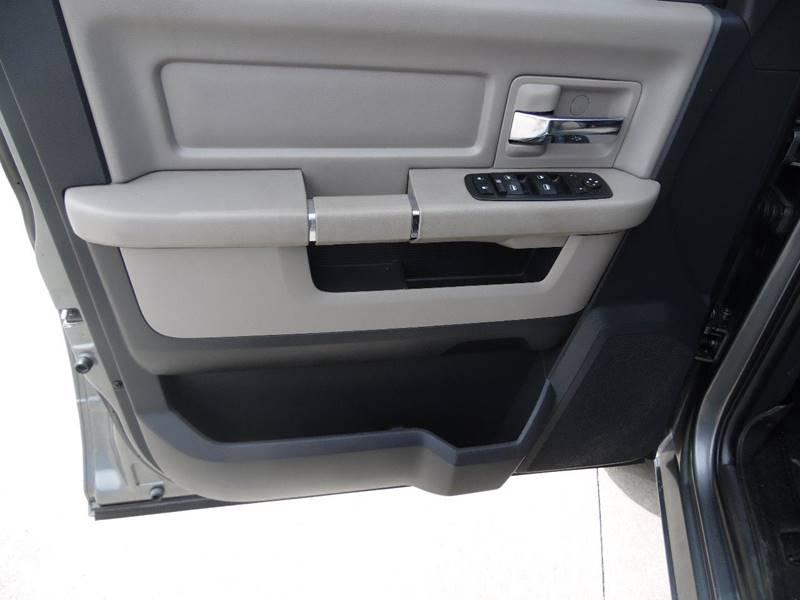 2009 Dodge Ram Pickup 1500 4x4 SLT 4dr Quad Cab 6.3 ft. SB - Paoli IN