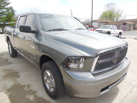 2009 Dodge Ram Pickup 1500 for sale in Paoli, IN