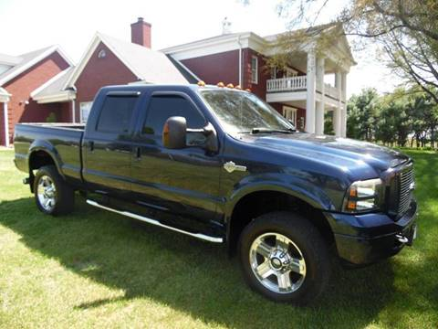 2005 Ford F-250 Super Duty for sale in Paoli, IN
