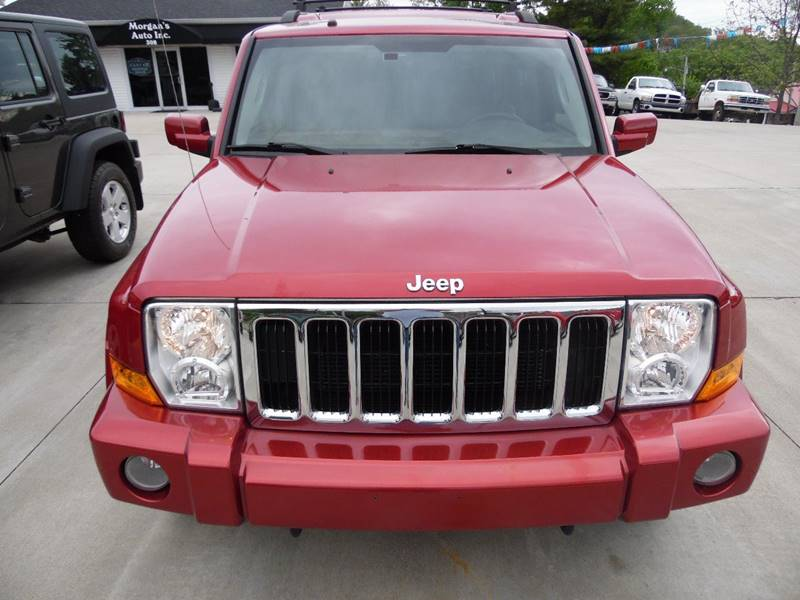 2010 Jeep Commander 4x4 Limited 4dr SUV - Paoli IN