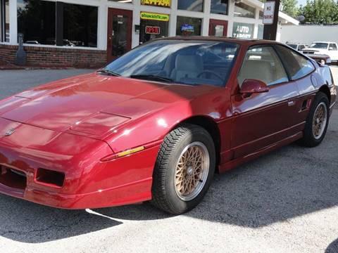 1987 Pontiac Fiero for sale in O'Fallon, MO