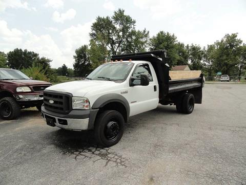 2005 Ford F-550 for sale in O'Fallon, MO