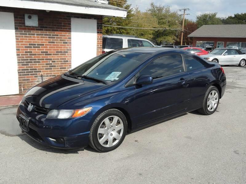 Used Honda Civic Coupe For Sale Saint Louis Mo Cargurus