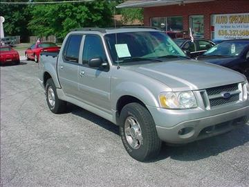 2003 Ford Explorer Sport Trac for sale in O'Fallon, MO