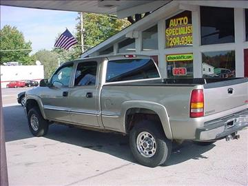 2001 GMC Sierra 2500HD for sale in O'Fallon, MO