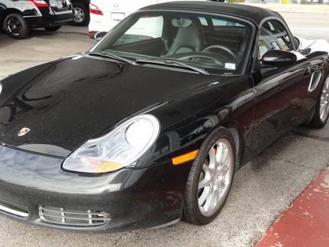 2002 Porsche Boxster for sale in O'Fallon, MO