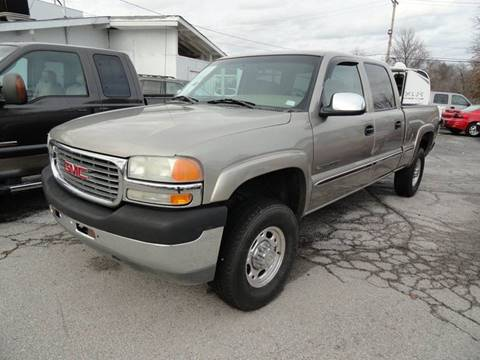 2001 GMC Sierra 2500HD for sale in O'Fallon, MO