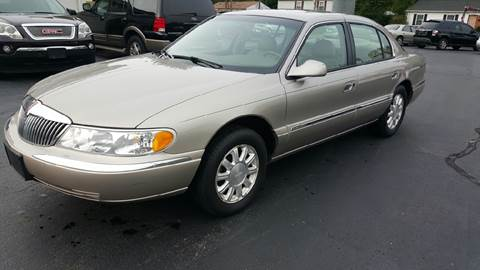 2001 Lincoln Continental for sale in Cincinnati, OH