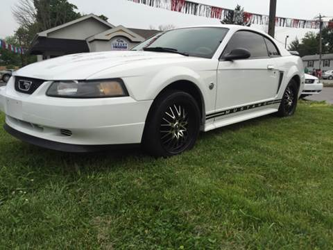 2004 Ford Mustang for sale in Cincinnati, OH