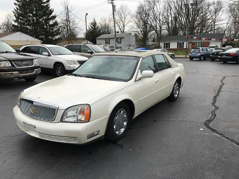 2001 Cadillac DeVille for sale in Cincinnati, OH