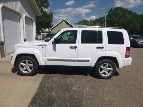 2012 Jeep Liberty for sale in Long Prairie, MN