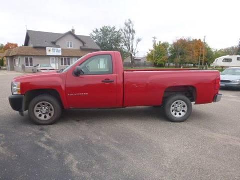 2007 Chevrolet Silverado 1500 for sale in Long Prairie, MN