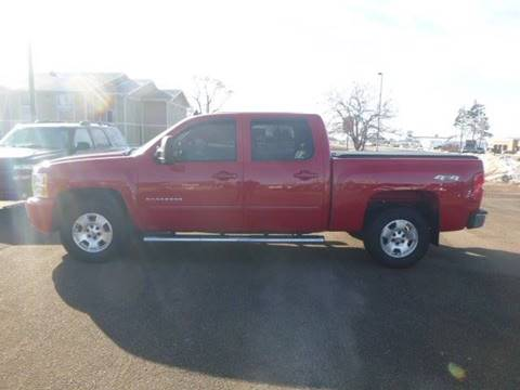2013 Chevrolet Silverado 1500 for sale at JIM WOESTE AUTO SALES & SVC in Long Prairie MN