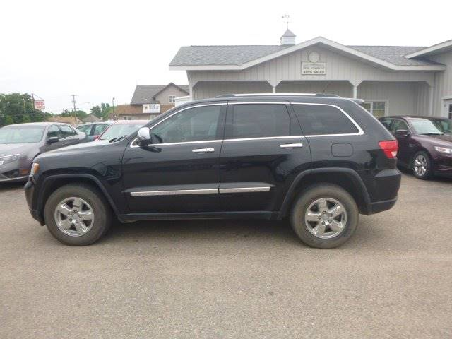 2012 Jeep Grand Cherokee for sale at JIM WOESTE AUTO SALES & SVC in Long Prairie MN