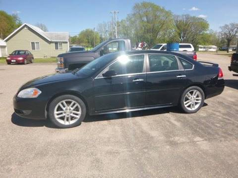 2010 Chevrolet Impala for sale in Long Prairie, MN