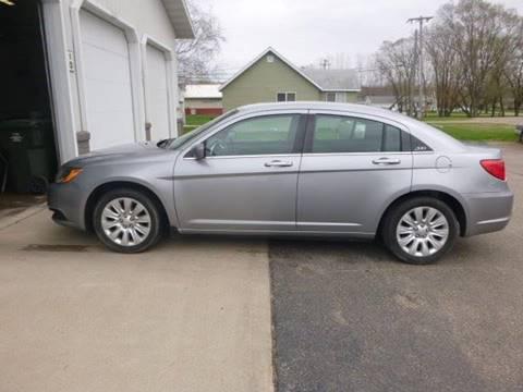 2013 Chrysler 200 for sale in Long Prairie, MN