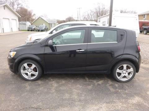 2014 Chevrolet Sonic for sale in Long Prairie, MN