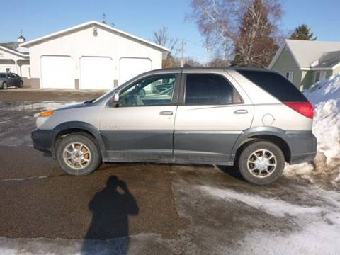 2002 Buick Rendezvous for sale in Long Prairie, MN