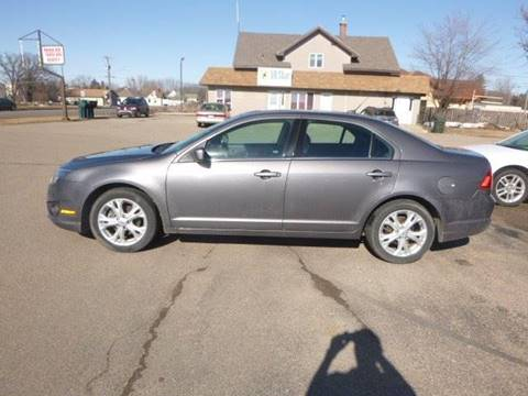 2012 Ford Fusion for sale in Long Prairie, MN