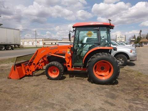 2007 Kubota L3540 HSTC for sale in Long Prairie, MN