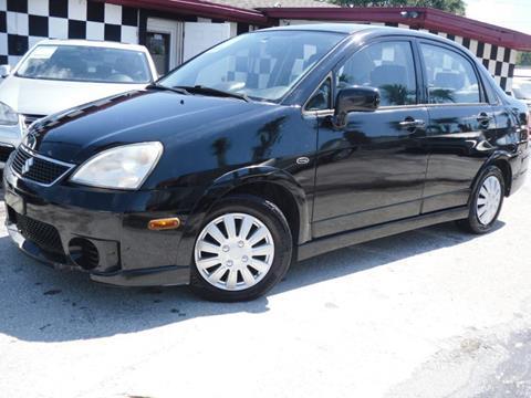 2007 Suzuki Aerio for sale in Orlando, FL
