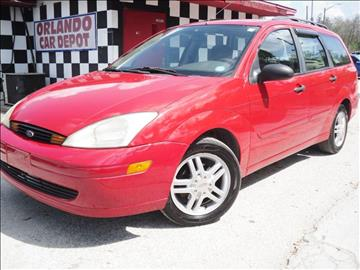 2001 Ford Focus for sale in Orlando, FL