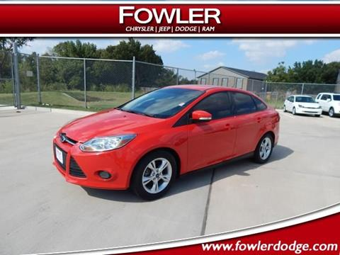 2014 Ford Focus for sale in Oklahoma City, OK