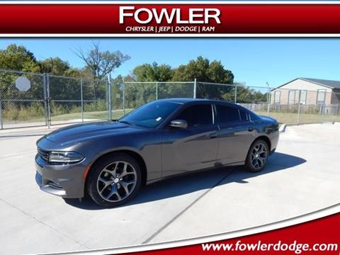 2015 Dodge Charger for sale in Oklahoma City, OK