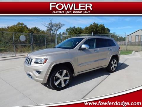 2014 Jeep Grand Cherokee for sale in Oklahoma City, OK