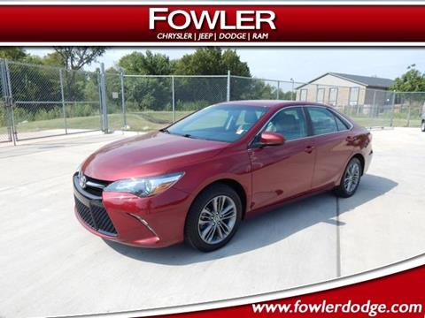 2015 Toyota Camry for sale in Oklahoma City, OK