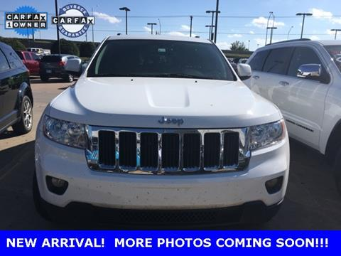 2013 Jeep Grand Cherokee for sale in Oklahoma City, OK
