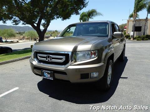 2009 Honda Ridgeline for sale in Temecula, CA