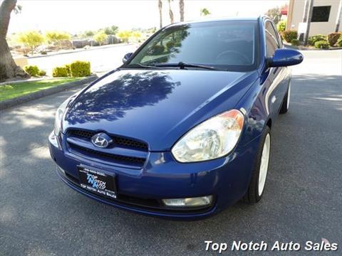 2007 Hyundai Accent for sale in Temecula, CA