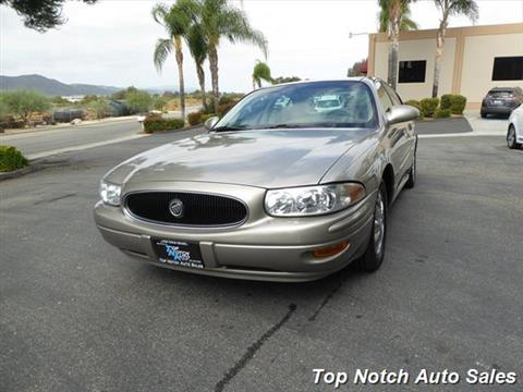 2004 Buick LeSabre for sale in Temecula, CA