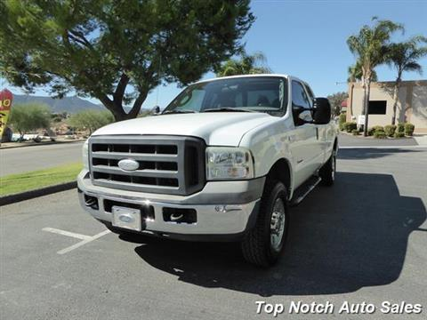 2005 Ford F-250 Super Duty for sale in Temecula, CA