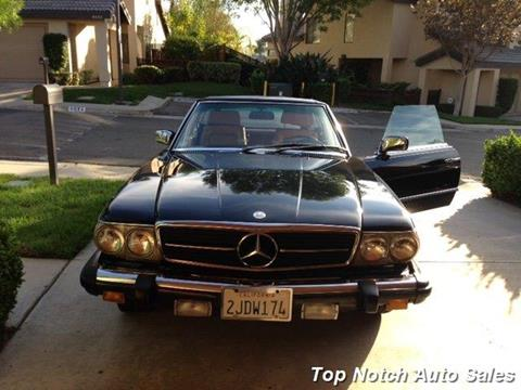1984 Mercedes-Benz 380-Class for sale in Temecula, CA