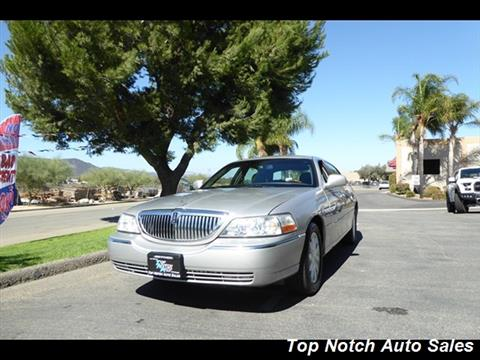 Lincoln Town Car For Sale In Linn Mo Carsforsale Com