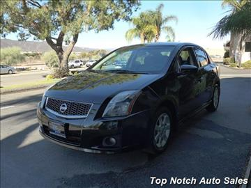 2011 Nissan Sentra for sale in Temecula, CA