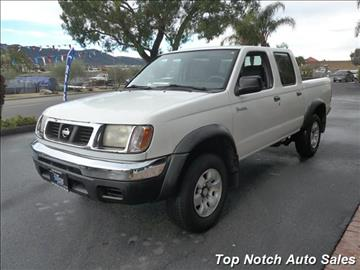 2000 Nissan Frontier for sale in Temecula, CA