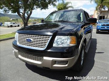2004 Ford Expedition for sale in Temecula, CA